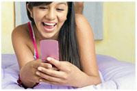 Абоненты life:) получают SMS с акционными предложениями