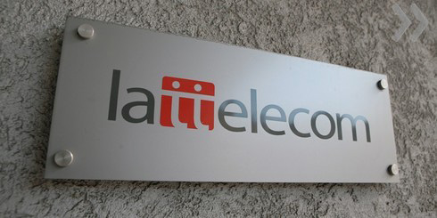Lattelecom не будет строить собственную мобильную сеть