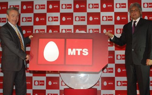 Vodafone и MTS скооперировались в Индии
