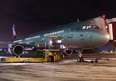 Аэрофлот продолжает интернетизацию авиапарка