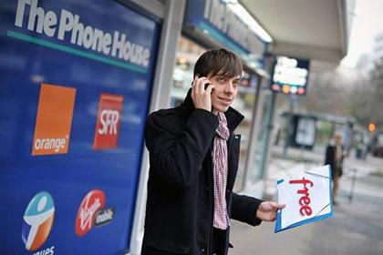 Во Франции часть 2G-частот планируют отдать под LTE