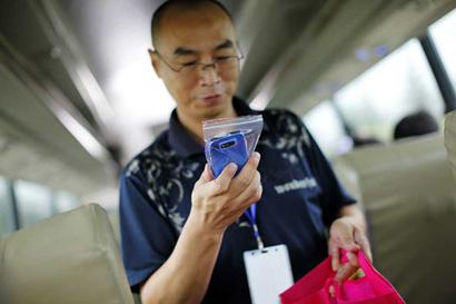 Иностранцам в КНДР сняли запрет на мобильную связь