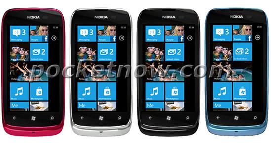 Стали известны часть характеристик бюджетого смартфона Lumia 610