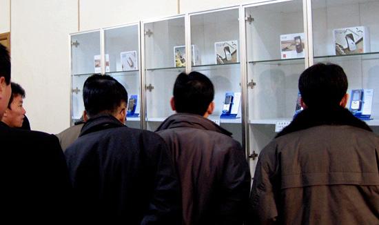 В Северной Корее зафиксирован миллионный абонент