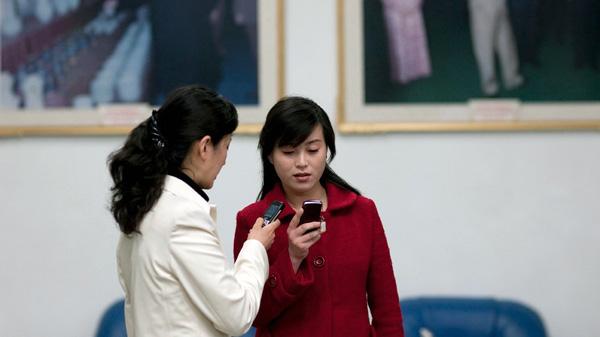 Траурный запрет на мобильную связь в КНДР оказался «уткой»