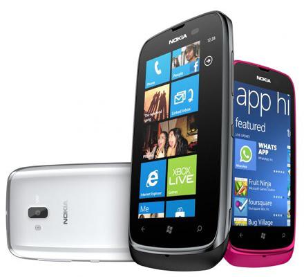 Nokia презентовала самый бюджетный Lumia-смартфон