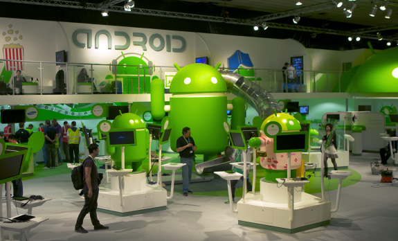Android 5.0 Billy Jean появится к концу года