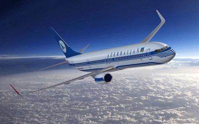 На самолетах AZAL появилась мобильная связь