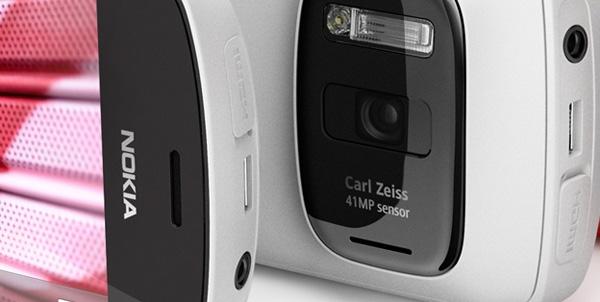 Nokia установит камеры PureView в смартфоны Lumia