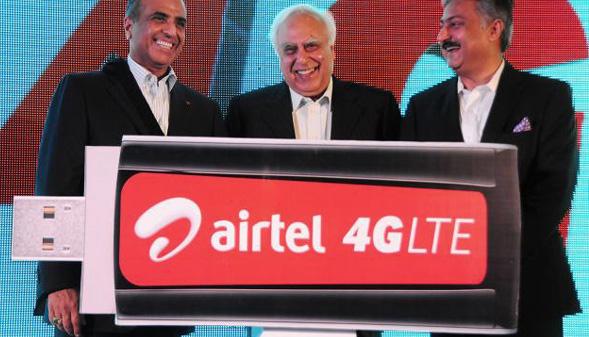 В Индии запущена первая сеть LTE