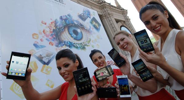 В 2014 году будет продано более миллиарда смартфонов