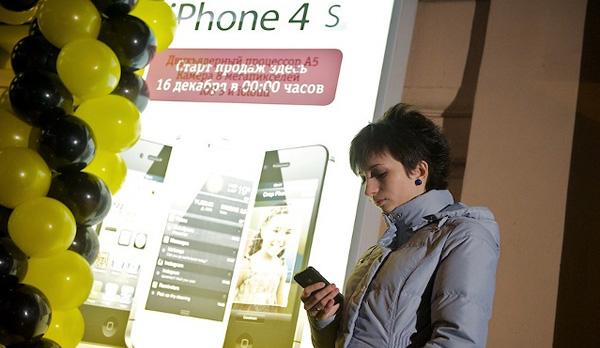 МТС и Билайн оштрафуют за ценовой сговор при продажах iPhone