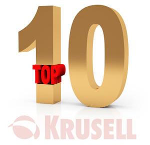 В июльский рейтинг Krusell попали четыре представителя Sony