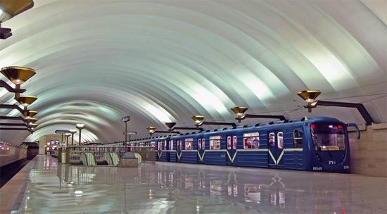 Билайн приступит к тестированию NFC-платежей в метро Петербурга