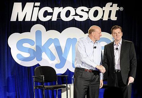 Skype перешел под управление Microsoft