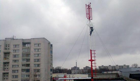 Росгидромет будет узнавать погоду при помощи базовых станций Мегафона