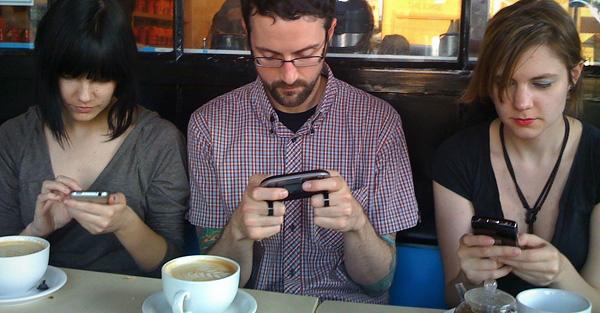 Потребление мобильных данных к 2016-му году вырастет в 10 раз