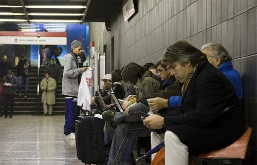 gToday составил интерактивную карту покрытия московского метро