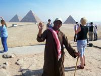 Телефонные гиды Египта помогут найти Верный путь