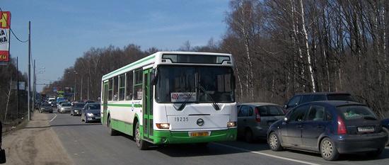 В московских автобусах появился бесплатный Wi-Fi