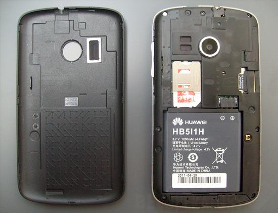 Huawei 8350 внутри