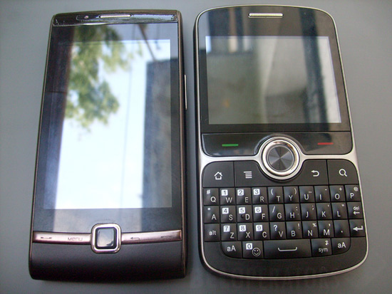 Huawei 8350 с МТС Evo