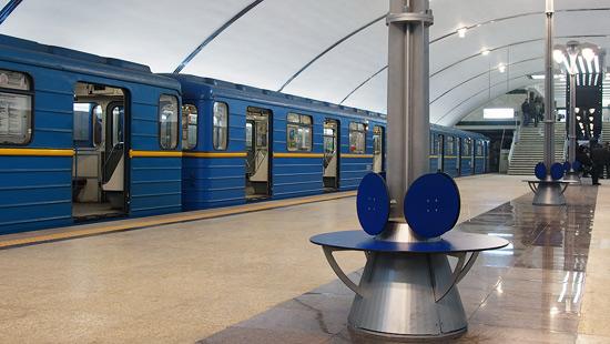 К Евро-2012 киевское метро получит качественную связь