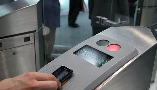 Оплата проезда в метро с мобильного стартует в России уже осенью