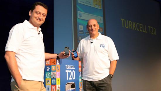 Turkcell приступил к продажам первого Android-смартфона с поддержкой NFC