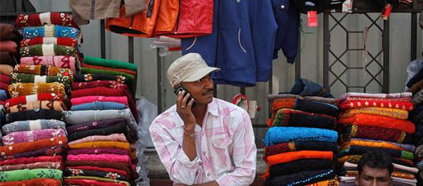 Правительство Индии пересматривает цены на радиочастоты