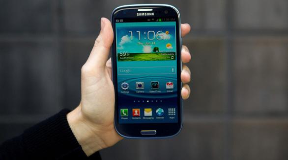 В МТС стартовали продажи смартфона Galaxy SIII