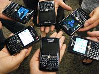 Саудовская Аравия и ОАЭ объявили войну смартфонам Blackberry