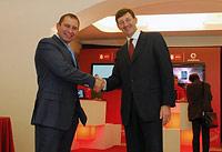 Vodafone и ОАО «МТС» налаживают сотрудничество в распространении мобильного контента