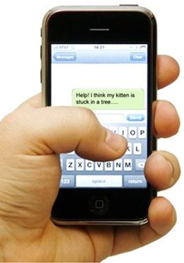 Вызвать полицию в США можно будет по SMS