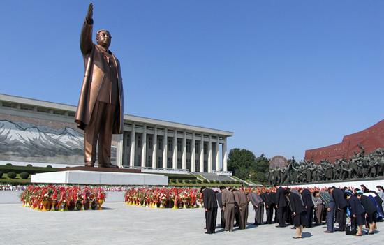 Сотовая связь шагает по Северной Корее