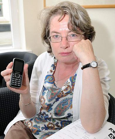 Бюджетный телефон обошелся британке в $42 000