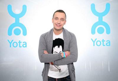 Игорь Торгов официально возглавил Yota