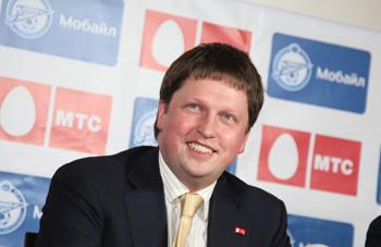 В украинском МТС новый директор