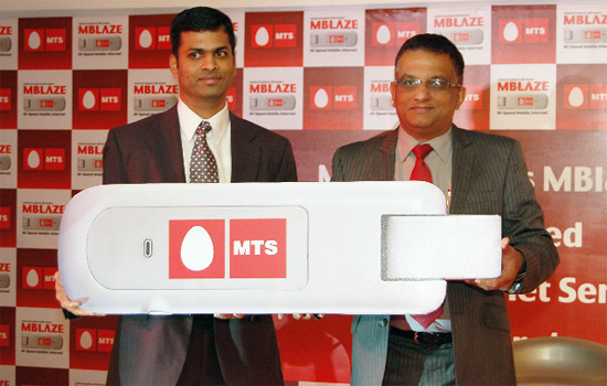 Индийский МТS станет первопроходцем в технологии EV-DO Rev. B Phase II