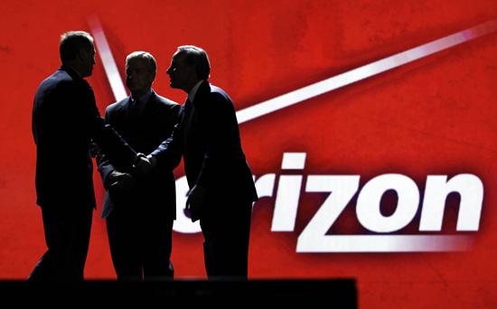 Verizon является одним из крупнейших сотовых операторов США