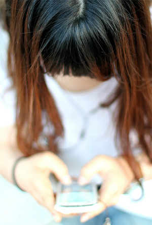 Более 90% южнокорейских школьников пользуются мобильниками