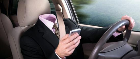 О ремонте дорог в Питере водители узнают из SMS
