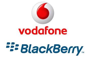 Vodafone выкупит производителя Blackberry?