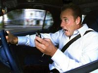 Превысил скорость – доставай мобильник