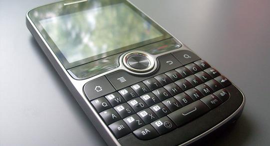 Sprint досрочно рассказал про брендированный QWERTY-смартфон