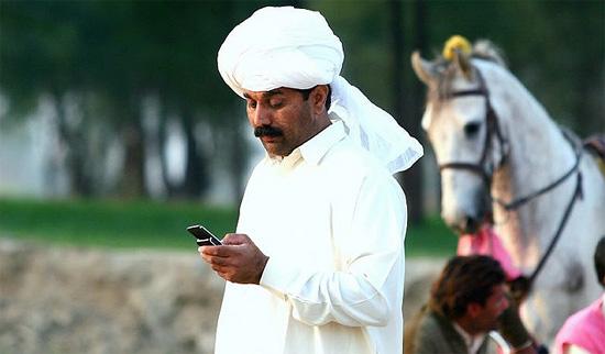 Правительство Пакистана потребовало фильтровать SMS
