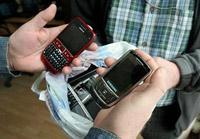 «Серые» украинские мобильники могут отключаться с начала следующего года