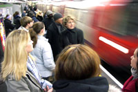 В лондонском метро появится сотовая связь