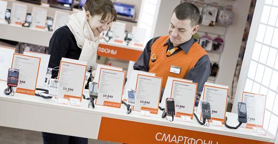 Российские операторы идут к независимым ритейлерам