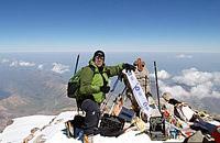 МТС запустил сеть 3G на самой высокой точке Европы - горе Эльбрус